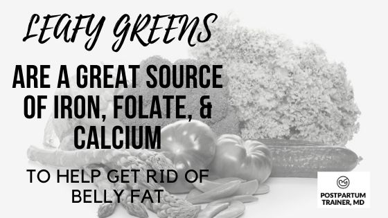 green-leafy-vegetables-get-rid-of-belly-fat