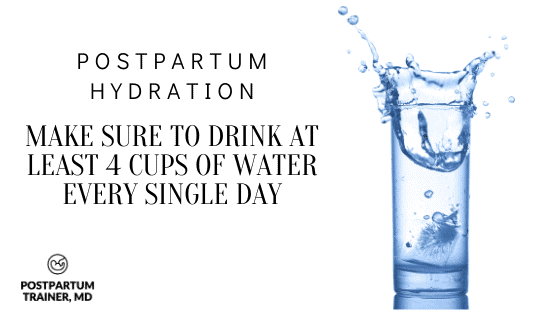 postpartum-hydration