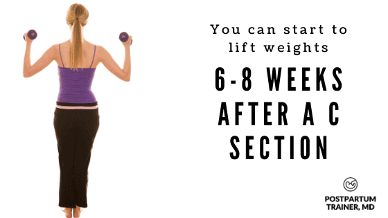 when-can-i-lift-weights-after-a-c-section