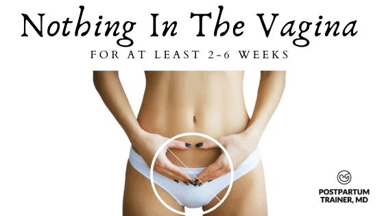 nothing-in-vagina-postpartum