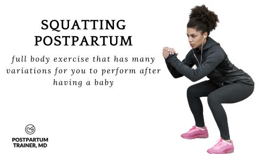 postpartum-squats