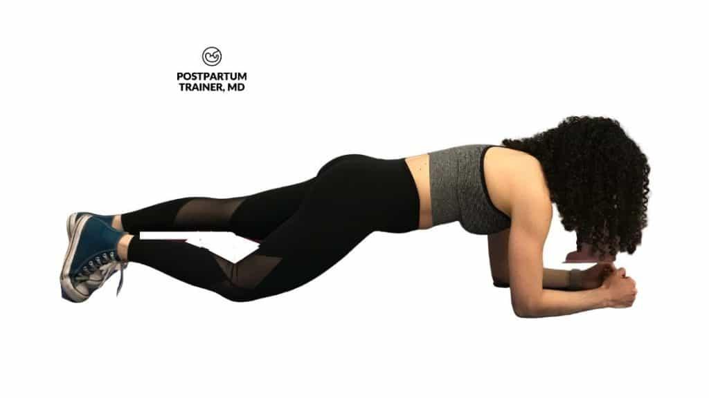 postpartum-plank