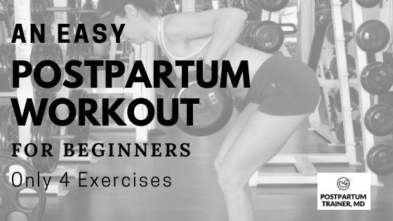 postpartum-workout-routine