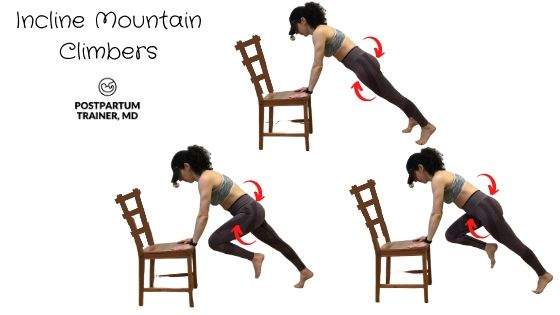 diastasis-recti-incline-mountain-climbers
