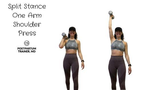 diastasis-recti-split-stance-one-arm-press