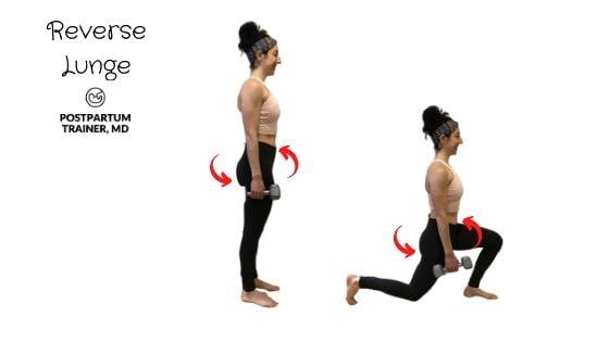 diastasis-recti-reverse-lunge