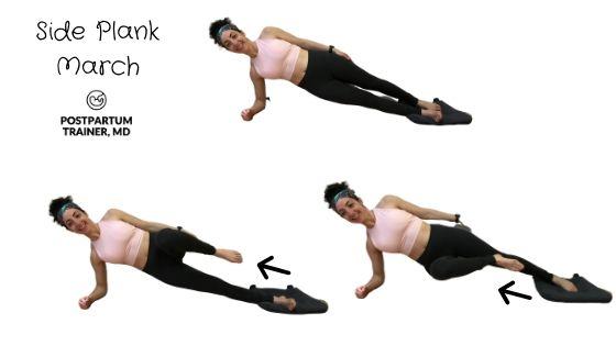 diastasis-recti-side-plank-march