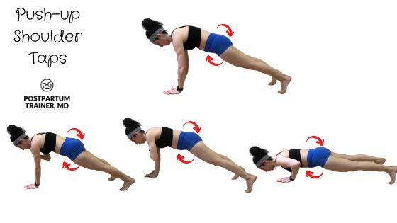 diastasis-recti-push-up-shoulder-taps