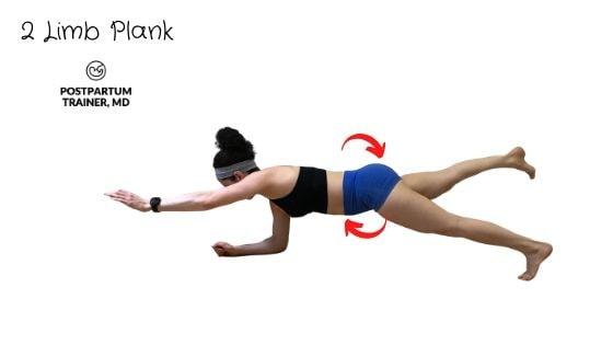 diastasis-recti-2-limb-plank