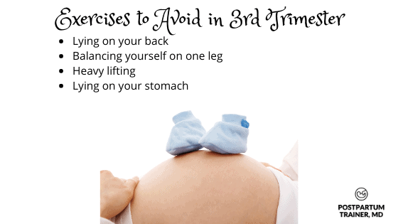 exercises-to-avoid-in-3rd-trimester