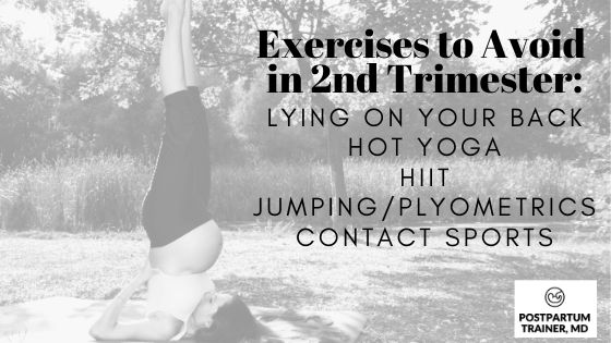 exercises-to-avoid-2nd-trimester