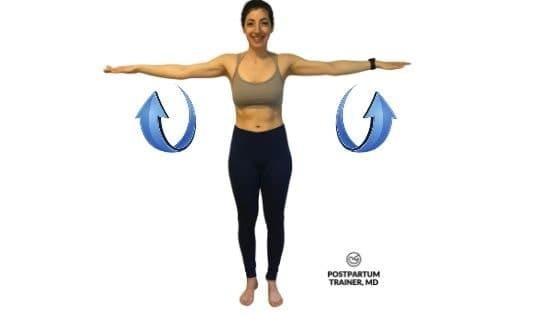 shoulder-circle-warm-up