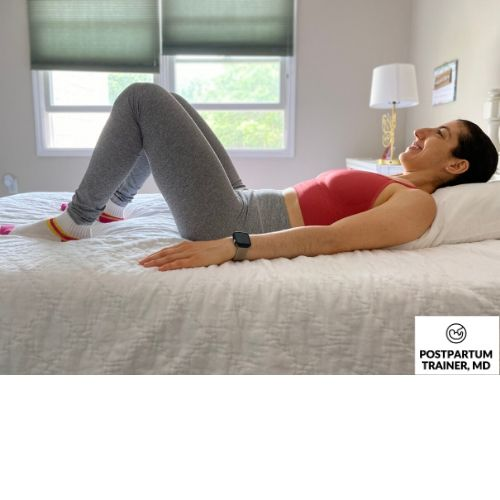Bed Rest Exercises You Can Do In Pregnancy To Stay Healthy Postpartum Trainer Md