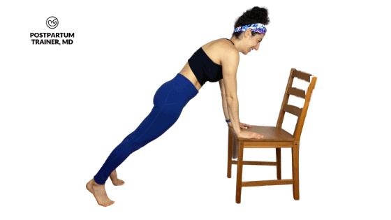 pregnancy-plank