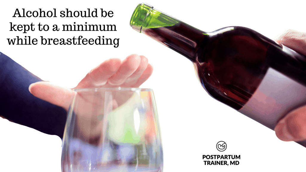 alcohol-and-breastfeeding