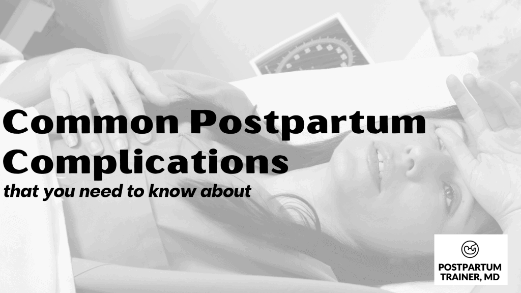 postpartum-complications