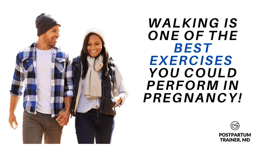 walking-in-pregnancy