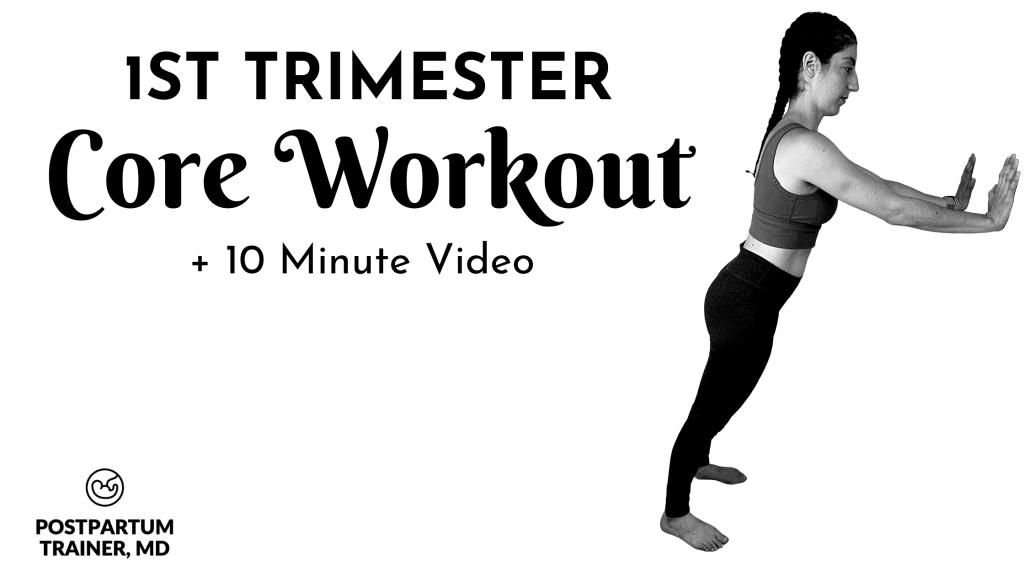 1st-trimester-core-workout