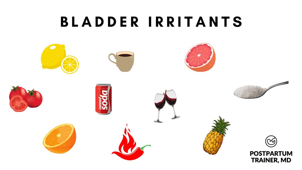 bladder-irritants