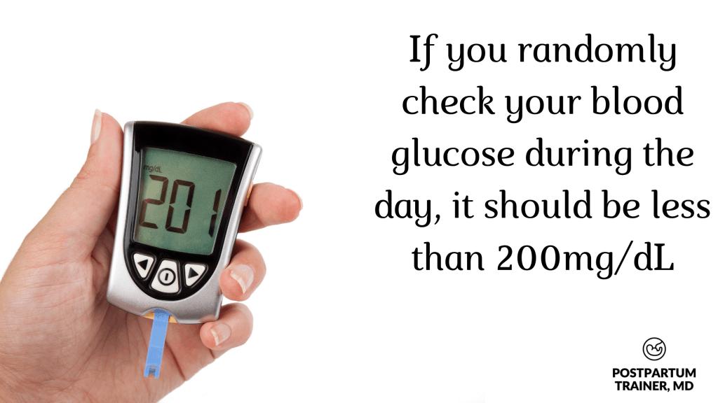 random-blood-glucose